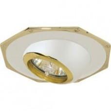 305-MR11 35W G4.0 золото-хром/ Pearl Gold-Chrome 17549