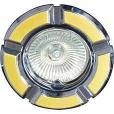 098Т-MR16 50W G5.3 золото-хром/ Pearl Gold-Chrome 17638