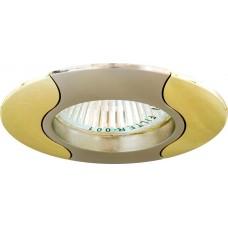 020Т-MR16 50W G5.3 титан-золото/ Titan-Gold 17680