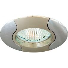 020Т-MR16 50W G5.3 титан-хром/ Titan-Chrome 17681