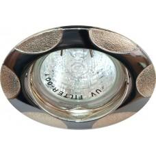 156Т-MR16 50W G5.3 хром-серебро/ Chrome-Silver 17768