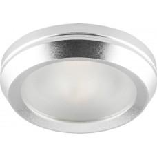 DL209 MR16 50W G5.3 с матовым стеклом, алюминий с/м 18590