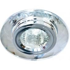 8050-2 MR16 50W G5.3 серебро + серебро 18643