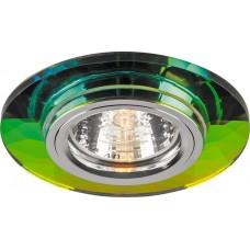 8050-2 MR16 50W G5.3 7мультиколор + серебро 18644