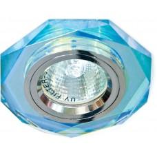 8020-2 MR16 50W G5.3 7-мультиколор, серебро (перламутр)/ 7-multi color-Silver 19702