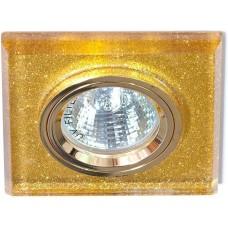 8170-2 MR16 50W G5.3 мерцающее золото, золото/ Shinning Gold-Gold 19718