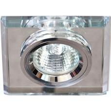 8170-2 MR16 50W G5.3 серебро, серебро/ Silver-Silver 19719