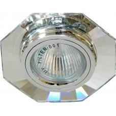 8120-2 MR16 50W G5.3 серебро, серебро/ Silver-Silver 19730