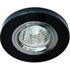 8060-2 MR16 50W G5.3 черный серебро/ Black-Silver 19905