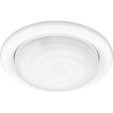DL53 15W 230V  GX53, без лампы, белый 28452
