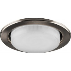 DL53 15W 230V  GX53, без лампы, титан 28946