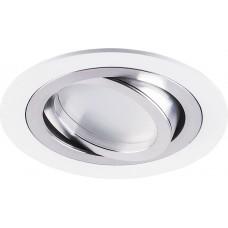 """DL2811 MR16 50W G5.3 """"круг"""", белый 32643"""