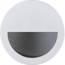"DL2830 MR16 50W GU5.3 ""круг"", алюминий, белый, черный 32646"