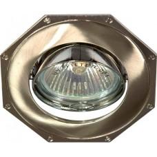 305T-MR16 50W G5.3 титан-хром/ Titan-Chrome 17571